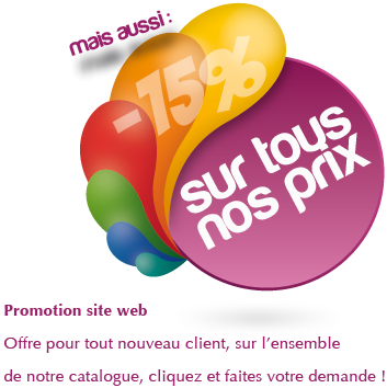 promotion imprimerie clients web
